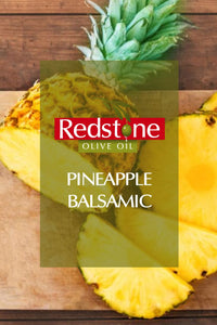 Golden Pineapple White Balsamic Vinegar