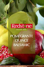 Load image into Gallery viewer, Pomegranate Quince White Balsamic Vinegar