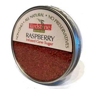 Raspberry Infused Cane Sugar