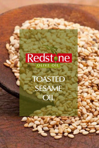 Japanese Roasted Sesame Seed Oil
