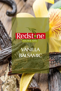 Vanilla Balsamic Vinegar