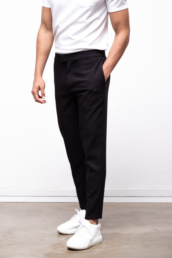 24hr Trouser Black