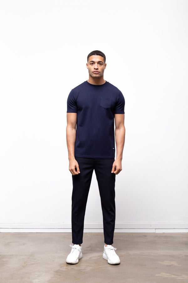 Premium Pocket T-shirt 2.0 Navy