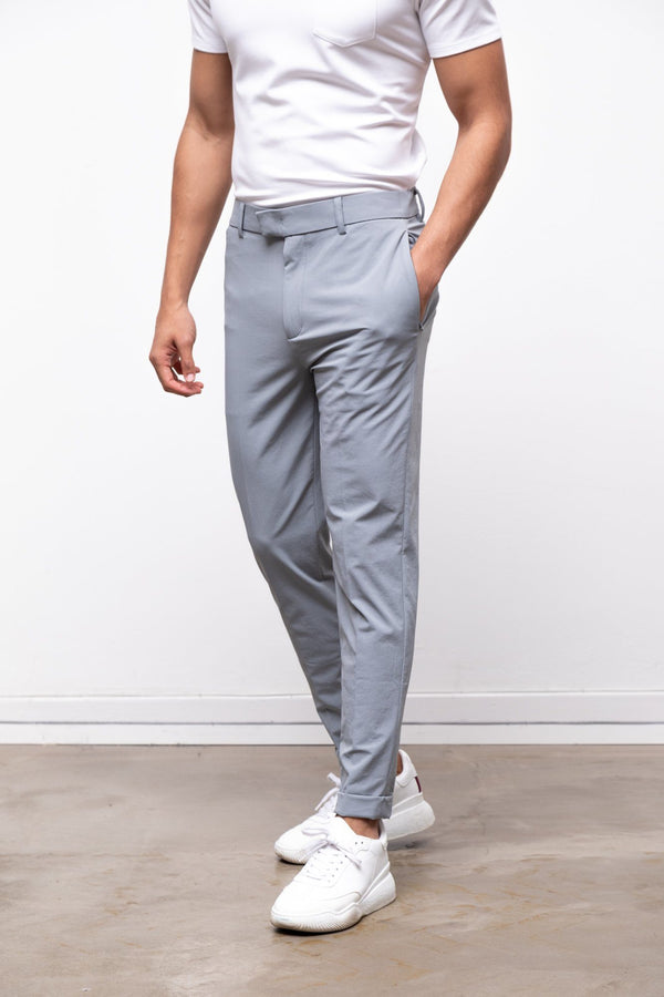 Technical Traveller Trouser Dove Grey
