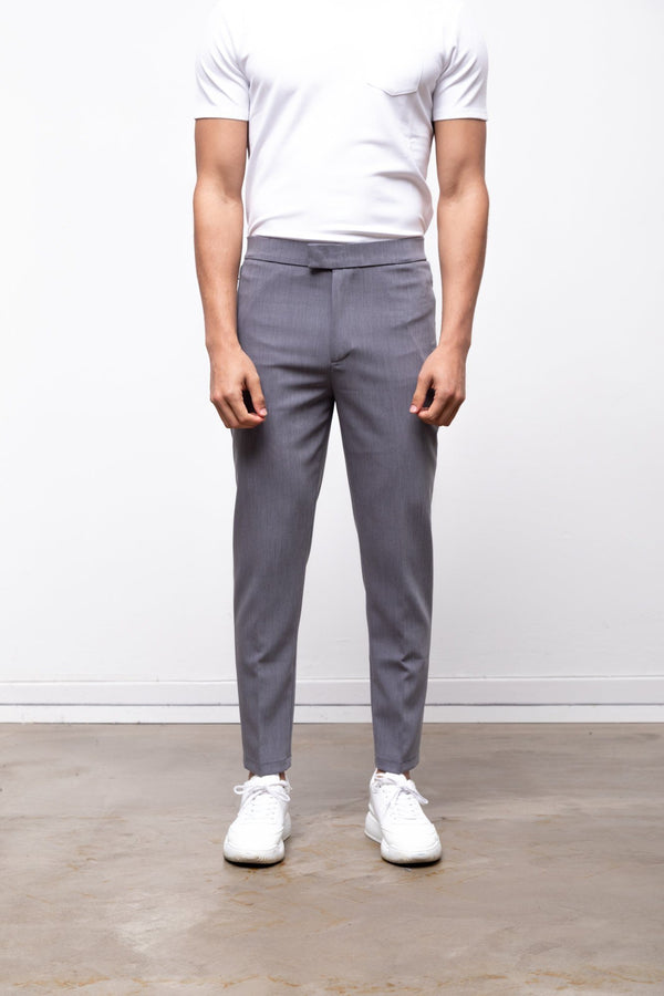 24hr Trouser Mid Grey