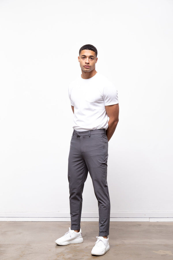 Technical Traveller Trouser Slate Grey