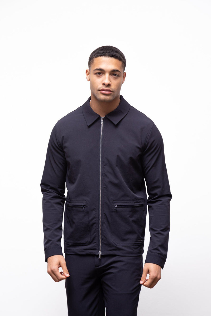 Technical Traveller Jacket Navy