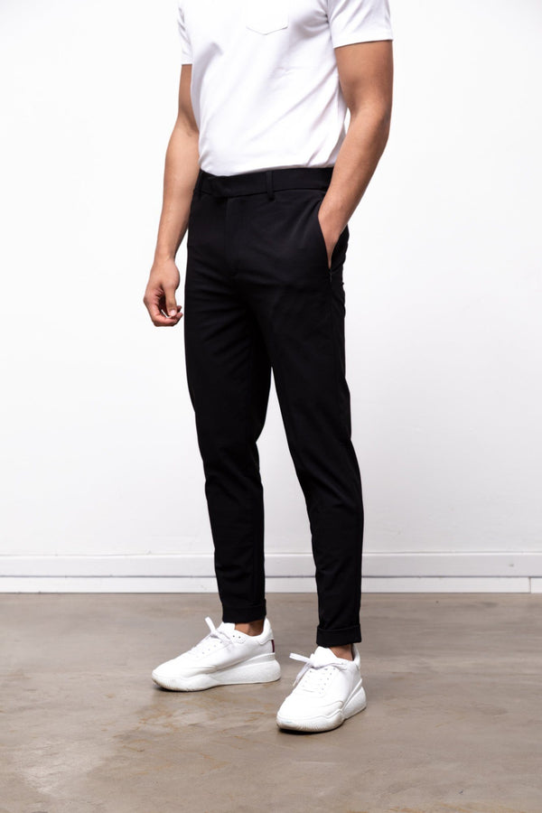 Technical Traveller Trouser Black