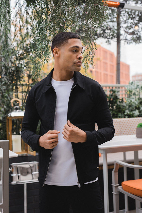 Technical Traveller Jacket Black