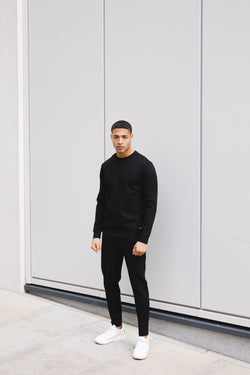 Premium Sweatshirt Black 2.0