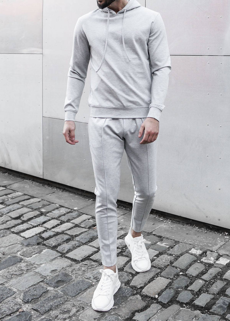 Tailored Premium Hoodie GREY