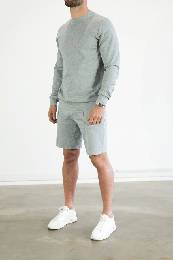 Premium Plain Sweatshirt GREY