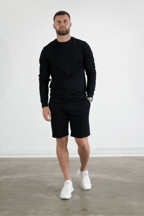 Premium Sweatshirt BLACK