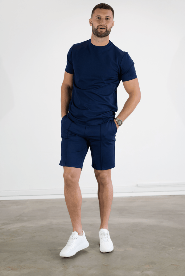 Premium Plain T-Shirt NAVY