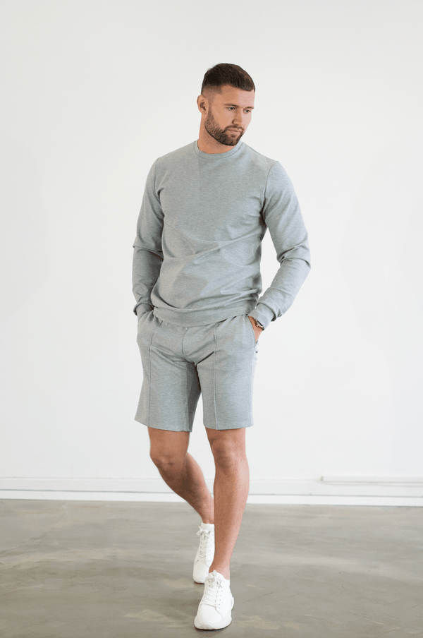 Premium Sweatshirt Grey 2.0