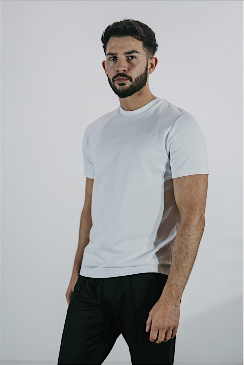 Premium Plain T-Shirt WHITE