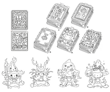 Load image into Gallery viewer, Making of Magicat Zine (pre-order)