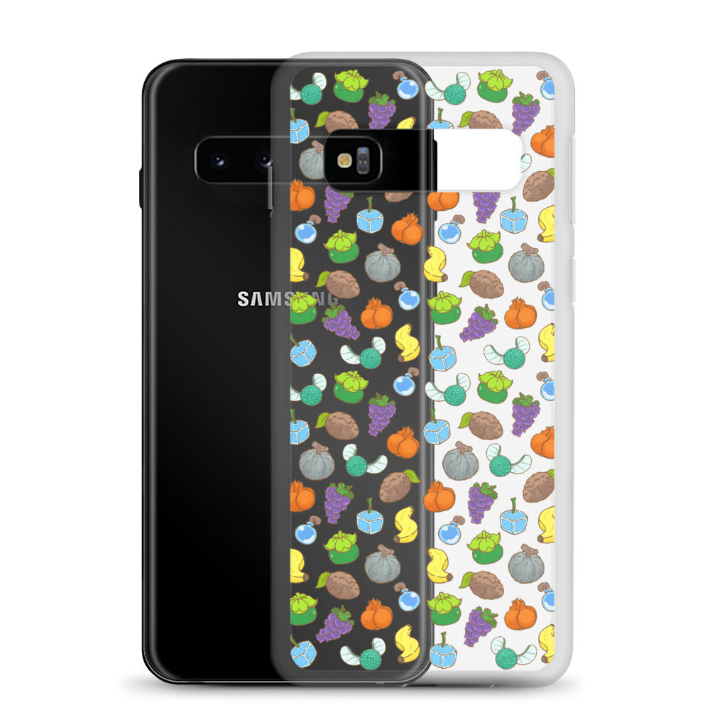 Elemental Fruit Samsung Case