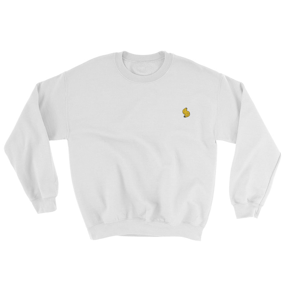 Maogic Zapanana Embroidered Sweatshirt