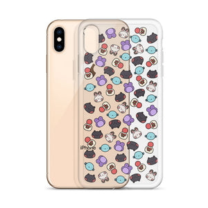 Fwends iPhone Case