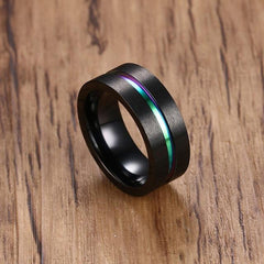 Titanium Ring For Men and Women