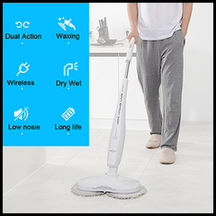 RoboSpin Mop Functions
