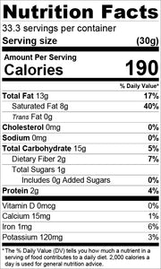 KakaoZon 56% Sugar-Free Chocolate Chips • 35.27oz