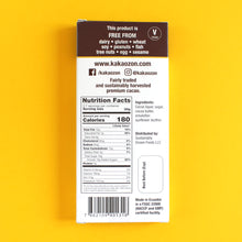 Load image into Gallery viewer, KakaoZon 63% Dark Chocolate • 2.82oz Bar