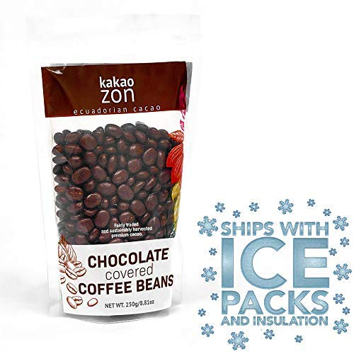 KakaoZon Chocolate Covered Coffee Beans