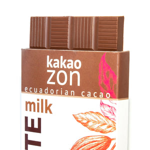 KakaoZon Milk Chocolate • 2.82oz Bar