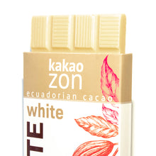 Load image into Gallery viewer, KakaoZon White Chocolate • 2.82oz Bar