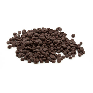 Bulk Kakaozon 72% Chocolate Chips Gourmet 10x1kg
