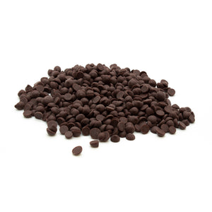 Bulk Kakaozon 85% Chocolate Chips 10x1kg