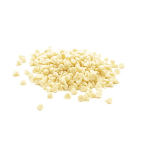 Bulk Kakaozon White Chocolate Chips Gourmet 10x1kg