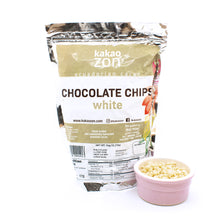 Load image into Gallery viewer, KakaoZon White Chocolate Chips • 35.27oz