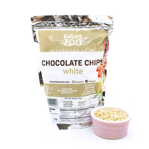 KakaoZon White Chocolate Chips • 35.27oz