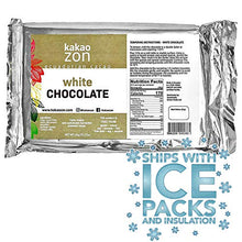 Load image into Gallery viewer, KakaoZon White Chocolate Gourmet • 35.27oz