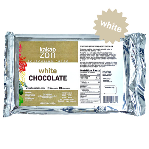 white Chocolate Bar Professional