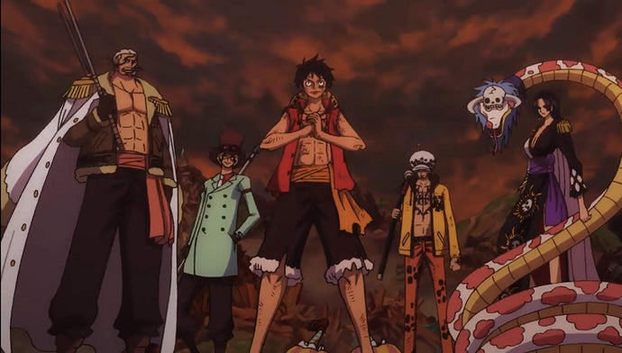 One Piece Stampede le meilleur film d'Anime?