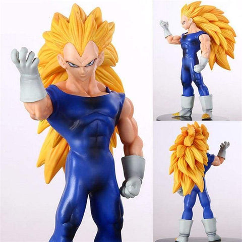 Figurine Vegeta Super Saiyan 3