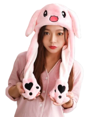 Bonnet Kawaii Oreille de Lapin