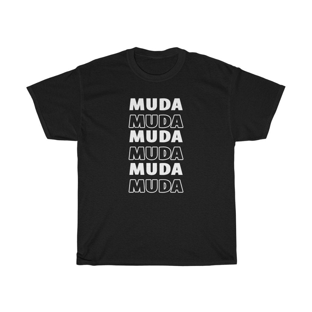 MUDA T-shirt - Spark Wear™ Signature
