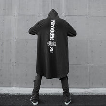 Sweat à Capuche - Hoodie Long Tactical Techwear - Streetwear Japonais - Saiyan Spark