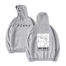 Sweat Sad Girl - Streetwear Japonais - Saiyan Spark