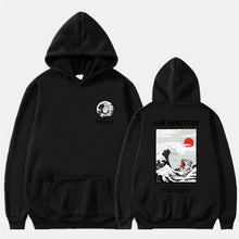 Hoodie Law Of Nature - Streetwear Japonais - Saiyan Spark