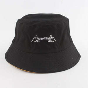Casquette Japonaise - Bob réversible Something