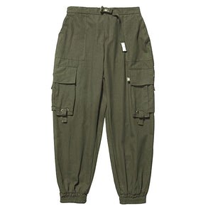 Pantalon Japonais - TACTICAL TECHWEAR CARGO PANTS #1
