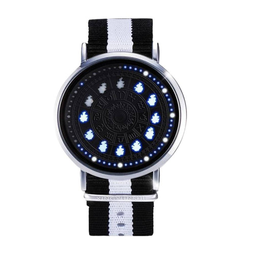 Montre LED Les 12 Constellations - Saiyan Spark