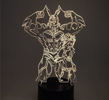 All Might Lampe 3D - My Hero Academia