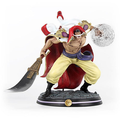 Barbe Blanche Figurine Géante (32cm) - One Piece